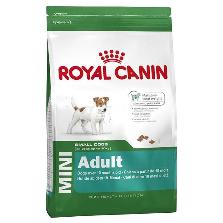 Корм сухой Royal Canin Mini Adult (2 кг)
