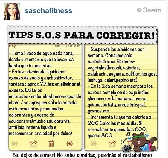 Para Sascha Barboza, la entrenadora personal de moda en las redes sociales, (saschafitness.com) concibe el fitness como algo más que simplemente hacer deporte.