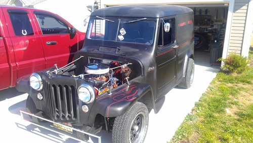 17 Best Images About Willys Delivery On Pinterest Sedans