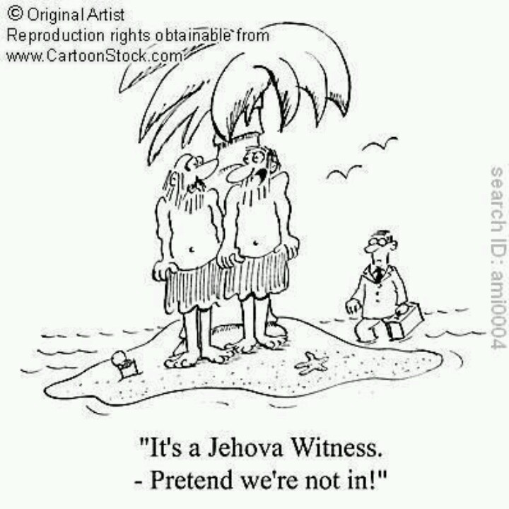 Jw funny - What?  You are shocked at our appreciating humor?  LOL!