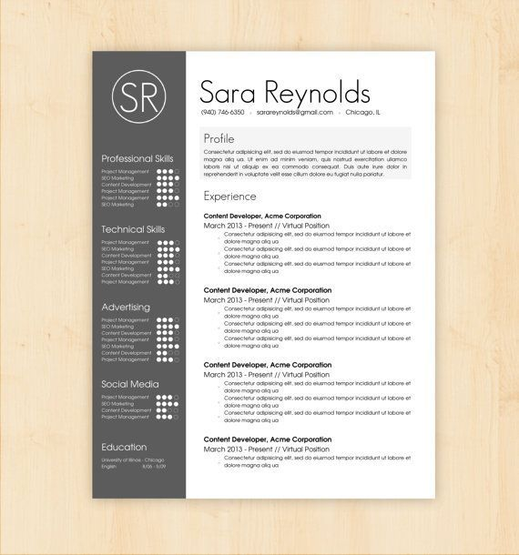 102 best images about Work Resumes – Housewife Resume Examples