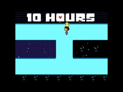 Undertale OST: Bird That Carries You Over A Disproportionately Small Gap 10 Hours HQ - YouTube