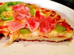 Foodies N' Fashion: Pizza med få kalorier a la Nigella Lawson