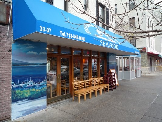Taverna Kyclades - Greek and Mediterranean; 33-07 Ditmars Blvd Astoria, NY 11105