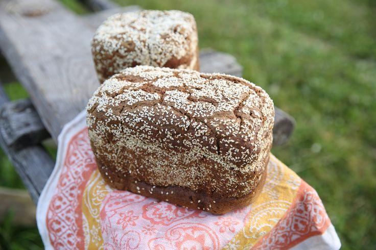 Живой Хлеб на закваске, рецепты хлеба сладкого, чесночного, ржаного | РОСЫ
