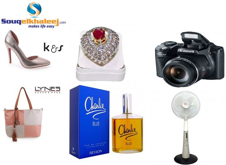 Special Offer For #Ramadan!!! Buy #Perfume + Ladies Shoes + #FashionJewellery + Camera + Stand Fan + Ladies Bag Only at Souqelkhaleej.com Click Here To Buy @ http://deals.souqelkhaleej.com/