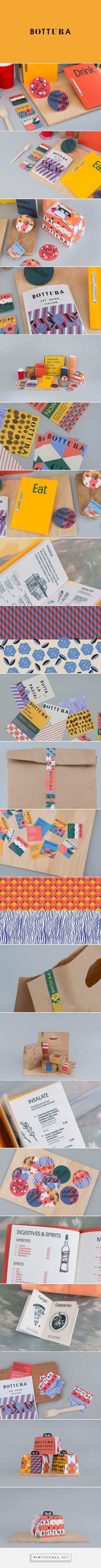 Bottura Branding on Behance | Fivestar Branding – Design and Branding Agency & Inspiration Gallery