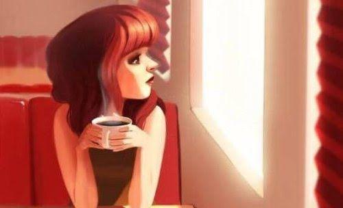 mujer-tomando-café