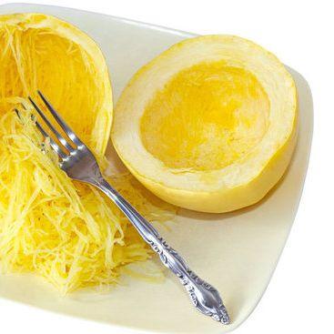 Spaghetti Squash 5 Ways