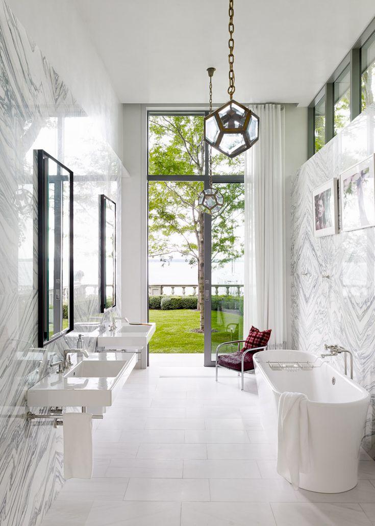 Lakeside Residence Bathroom   Jeremy Bittermann Photography #bathrooms