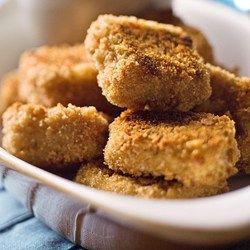Parmesan Cauliflower Tater Tots - EatingWell.com