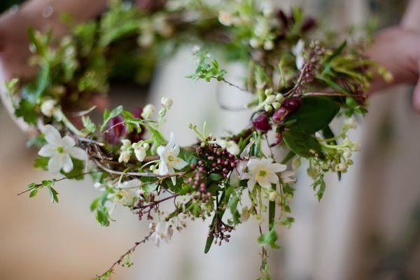 Невеста в стиле рустик (майская свадьба Ксении и Ильи)