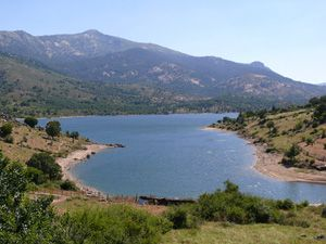 Corse Lac de Calacuccia