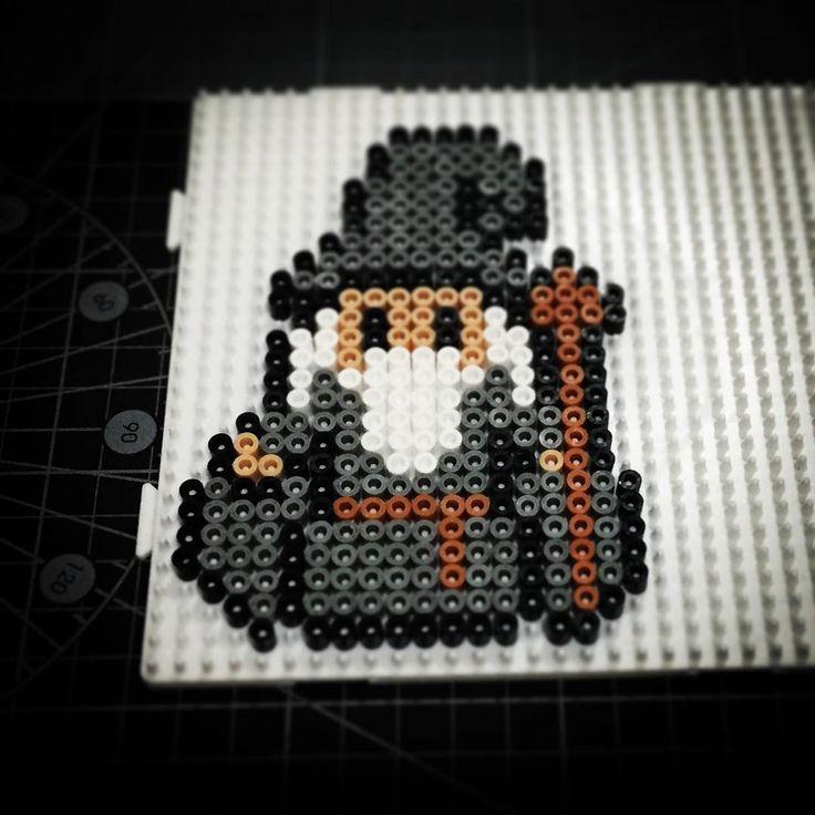 LOTR Gandalf hama beads by  8bitheroau