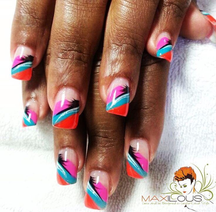 31 best Designer Nails images on Pinterest | Designer nails ...