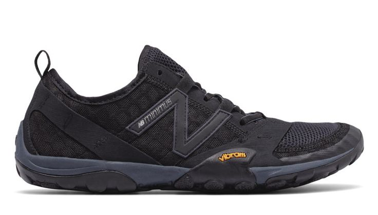 Minimus 10v1 Trail, Black with Silver