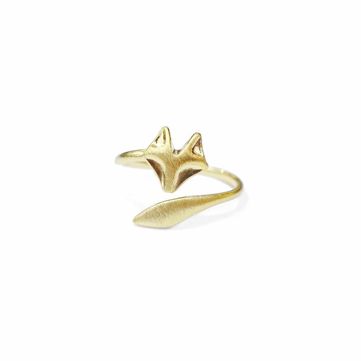 Majolie - Renard Ring Gold - - 1