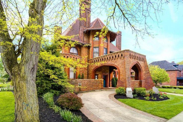 1895 Gothic Revival, Columbus, OH.