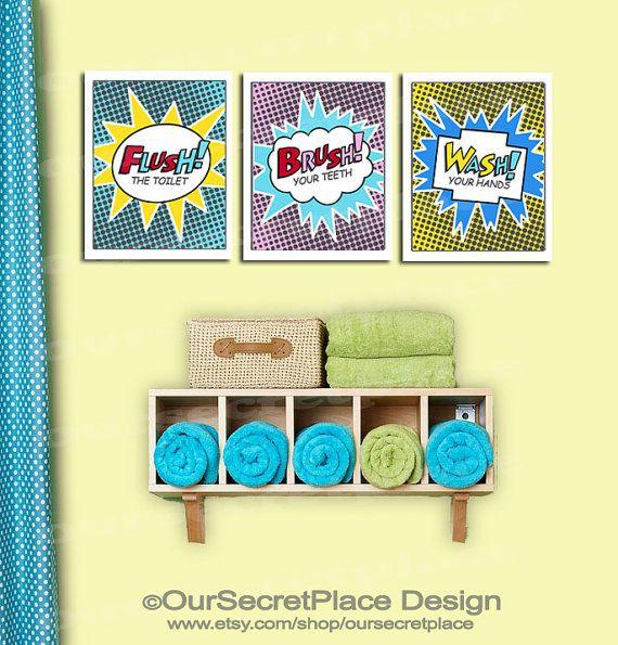 12 best Boys\' bathroom images on Pinterest | Kid bathrooms ...