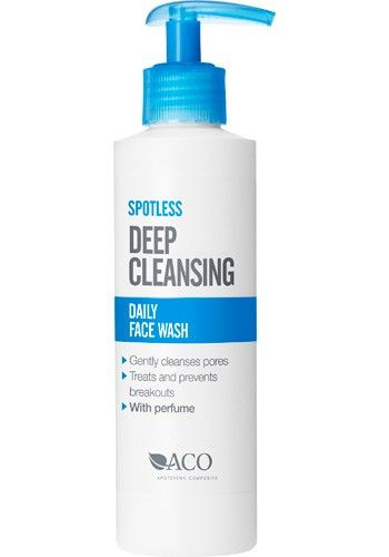 ACO Spotless Daily Face Wash 200 ml, 65 kr