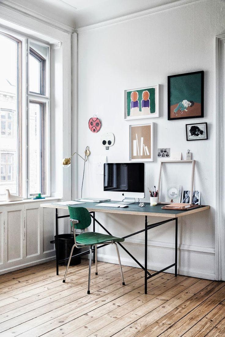 עולה על העיצובים: הדירה של טניה בקופנהאגן.