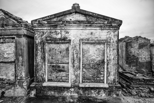 Houses of the Dead - New Orleans, 2013
