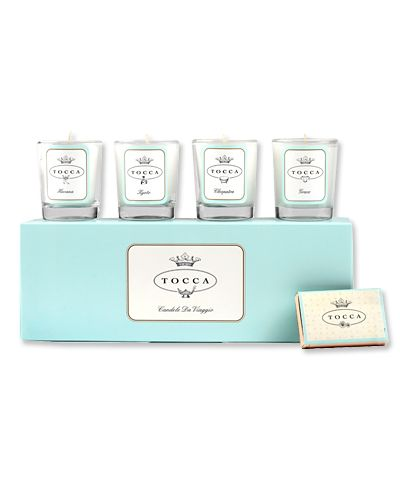 Mother's Day Gift Guide: Beauty Indulgences - Tocca Candele Da Viaggio from InStyle.com
