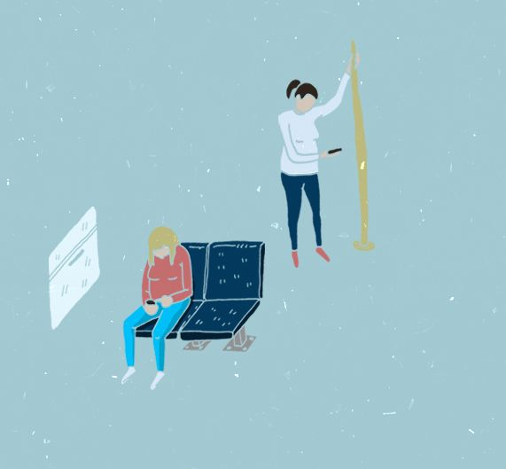 Learn everywhere, illustration by Anders Wallner.