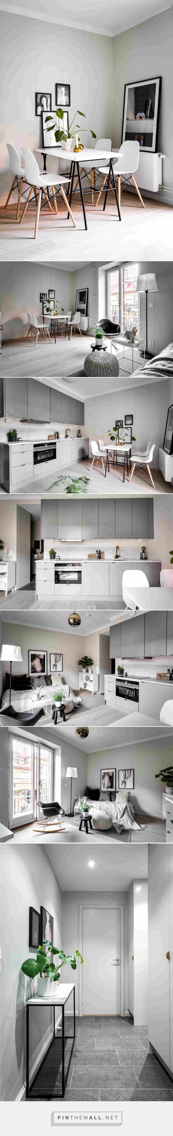 Квартира-студия площадью 23 квадратных метра — HQROOM - created via https://pinthemall.net