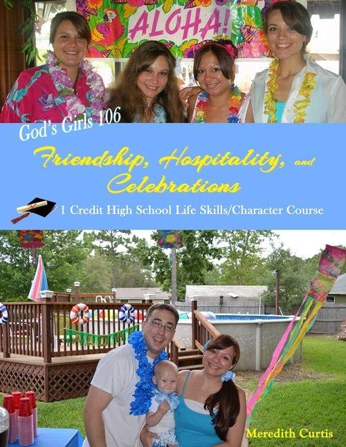 God's Girls 106: Friendship, Hospitality, & Celebrations - Powerline Productions   God's Girls   High School Curriculum   CurrClick