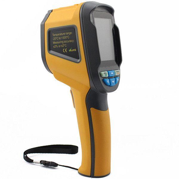 Professional Handheld Thermal IR Imaging Camera Portable
