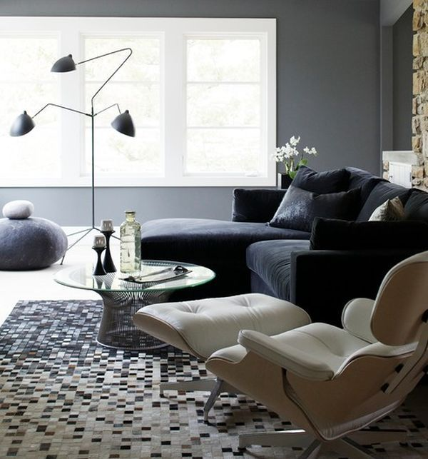20 best Eames style lounge images on Pinterest | Eames lounge chairs ...
