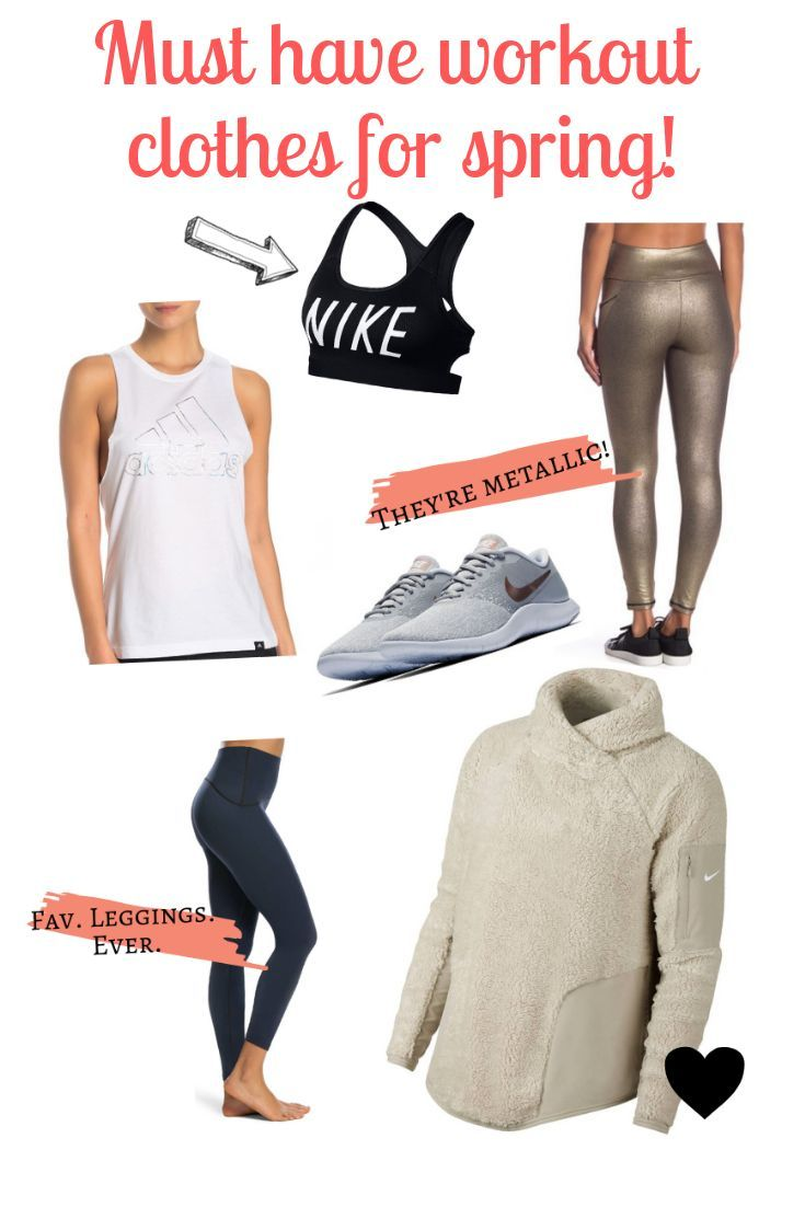 d7e0dc7013 A full list of spring transition pieces you need this year! Including  sales! #Fitness #Outfit #Inspo #OOTD #Workout