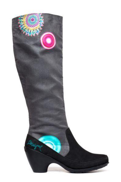 Desigual Women's Macarena boots.