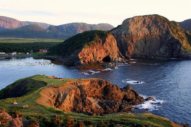 Bottle Cove, Newfoundland one of the most wonderful, powerfully beautiful places ever