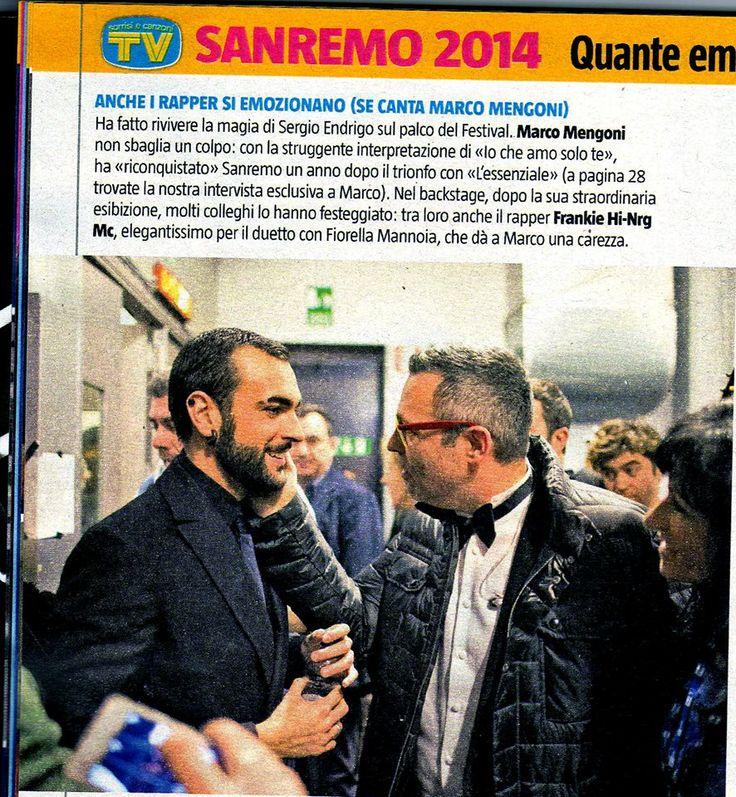 Marco e Frankie Hi-Nrg Mc - Sanremo 2014