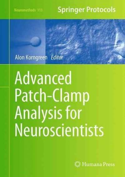 Patch clamp technique neurons brain
