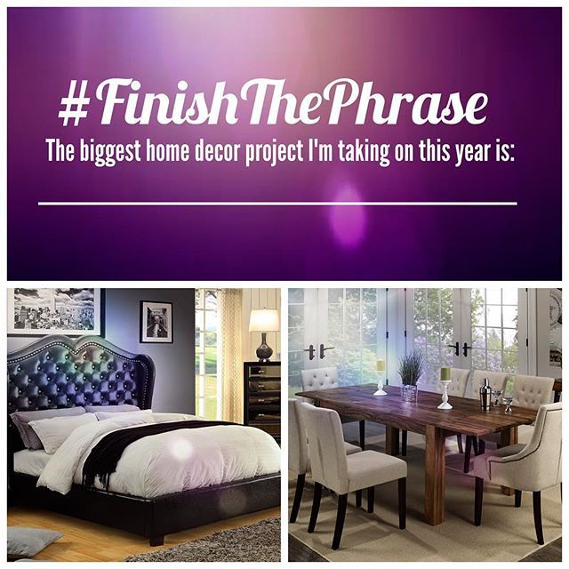 t's time for another round of #FinishThePhrase! Share your answers in your comments below   http://www.overstock.com/Home-Garden/Anastasia-Queen-60-inch-Button-Tufted-Upholstered-Platform-Bed/10131088/product.html  http://www.modernfurniturecanada.ca/jeeva-dining-table-dark-sheesham-p-32139.html