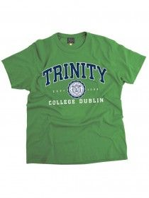 Trinity College T-Shirt Green