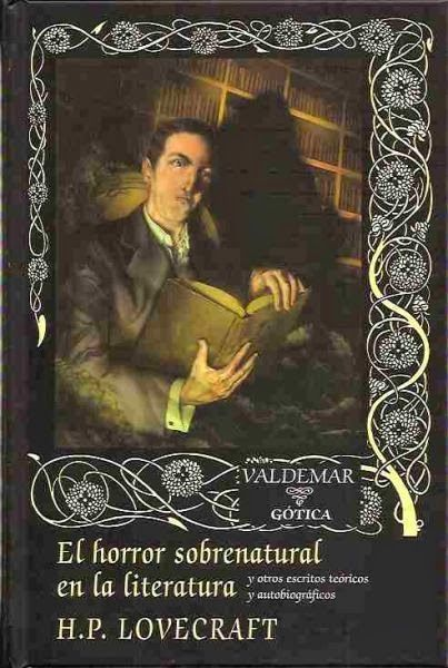 El horror sobrenatural en la literatura, Editorial Valdemar