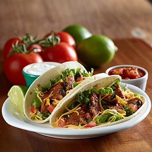 Forget Tuesday, it's always a good day for MorningStar Farms' Tacos. Especially when they're made with our Spicy Black Bean Burgers. #TacoTuesday  Spicy Black Bean Veggie Burgers make an easy and quick filling for tacos.