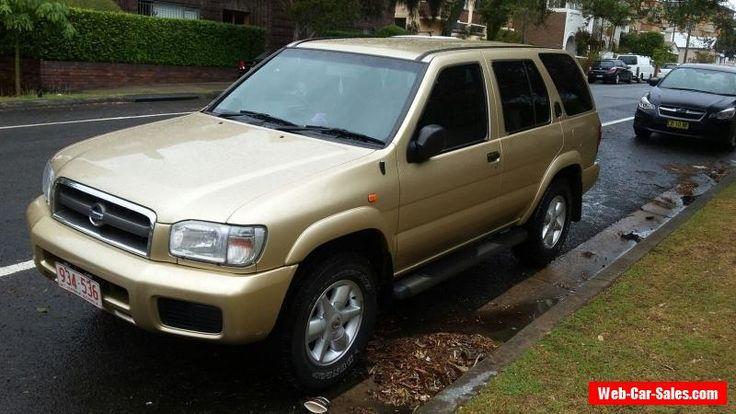 nissan pathfinder 2005 gold automatic #nissan #pathfinder #forsale #australia