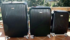 "1 Valise Rigide ""L"" Coque À 4 Roues Collection 2014 #valiserigide #valisesouple #valisecabine #vanitycase #sacdevoyage"