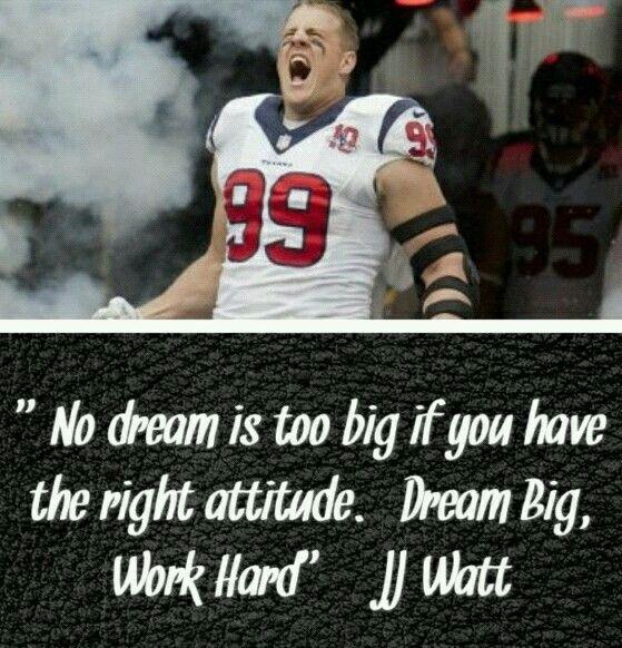 No dream is too Big........