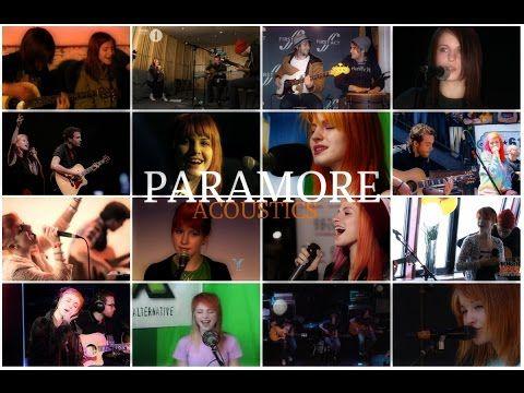 Paramore: Acoustic [Full Album] + Lyrics + Subtítulos en Español - YouTube