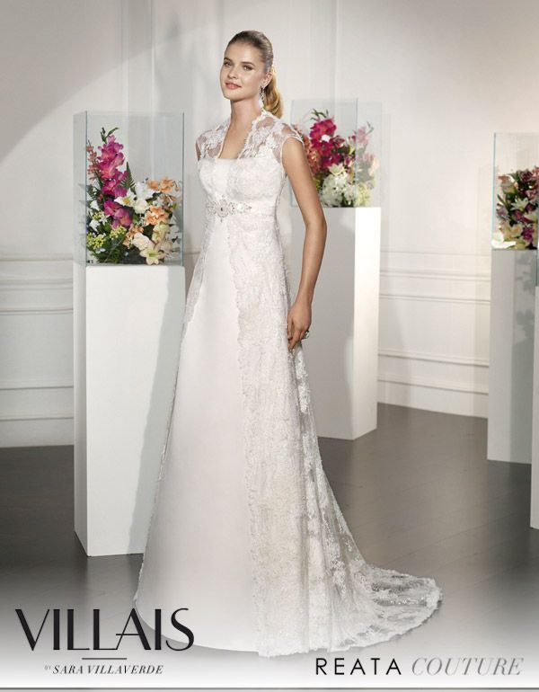 148 best VILLAIS 2014 Collection images on Pinterest | Wedding ...