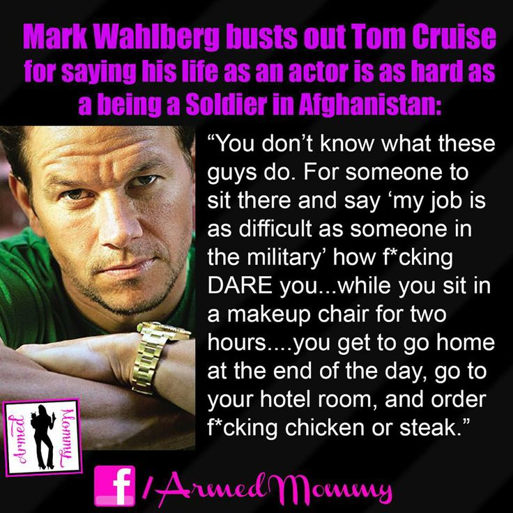 Tom Cruise is such a f&c$i#g douchebag! And a little bitch, not to mention crazy! He would be stupid enough to say something like that.