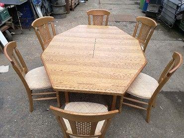 Prodám dřevěny rozkládací stul