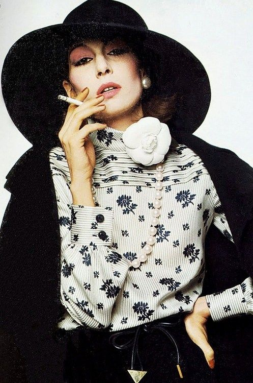Vintage Anjelica Huston