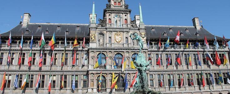 Największe atrakcje w Antwerpii